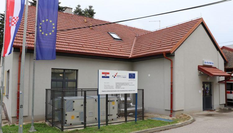 Primopredaja dva vozila Sanitetskog prijevoza i Energetske obnove zgrade HMP
